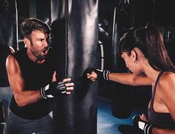 Снимка на спорт Бокс